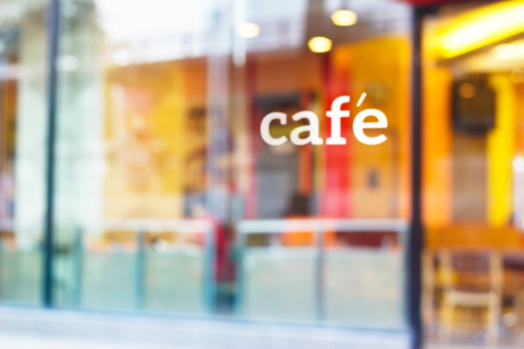 Cafe's can make Great Event Venues PIC